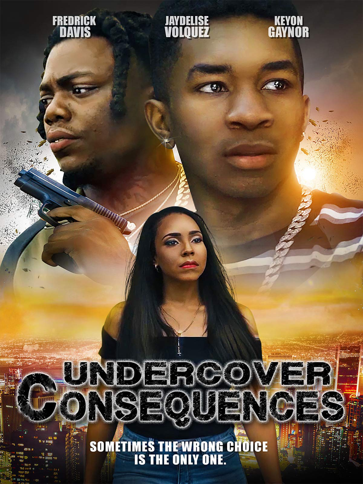 Undercover Consequences on Amazon Prime Instant Video UK
