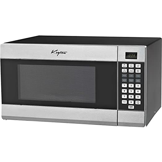 Amazon.com: Keyton K-1.1SSMICROWAVE horno microondas con 6 ...