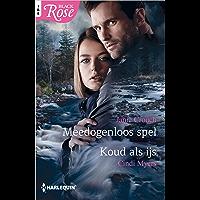 Meedogenloos spel ; Koud als ijs (Black Rose Book 92)