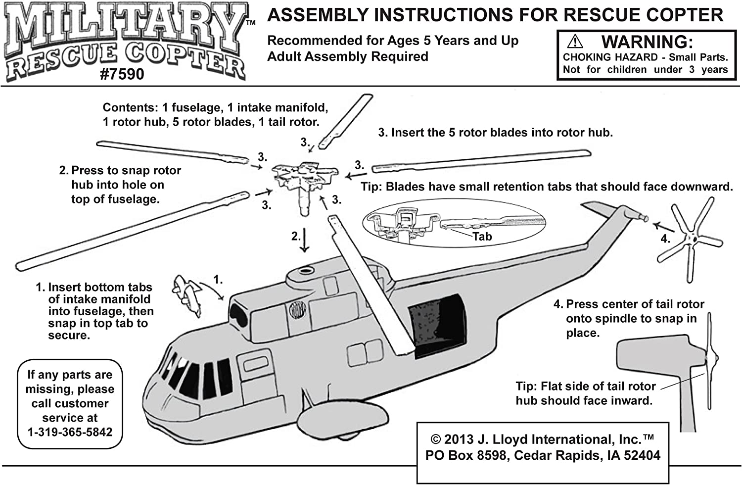 TimMee Plastic Army Men Helicopter Playset Tan 26pc Made in USA