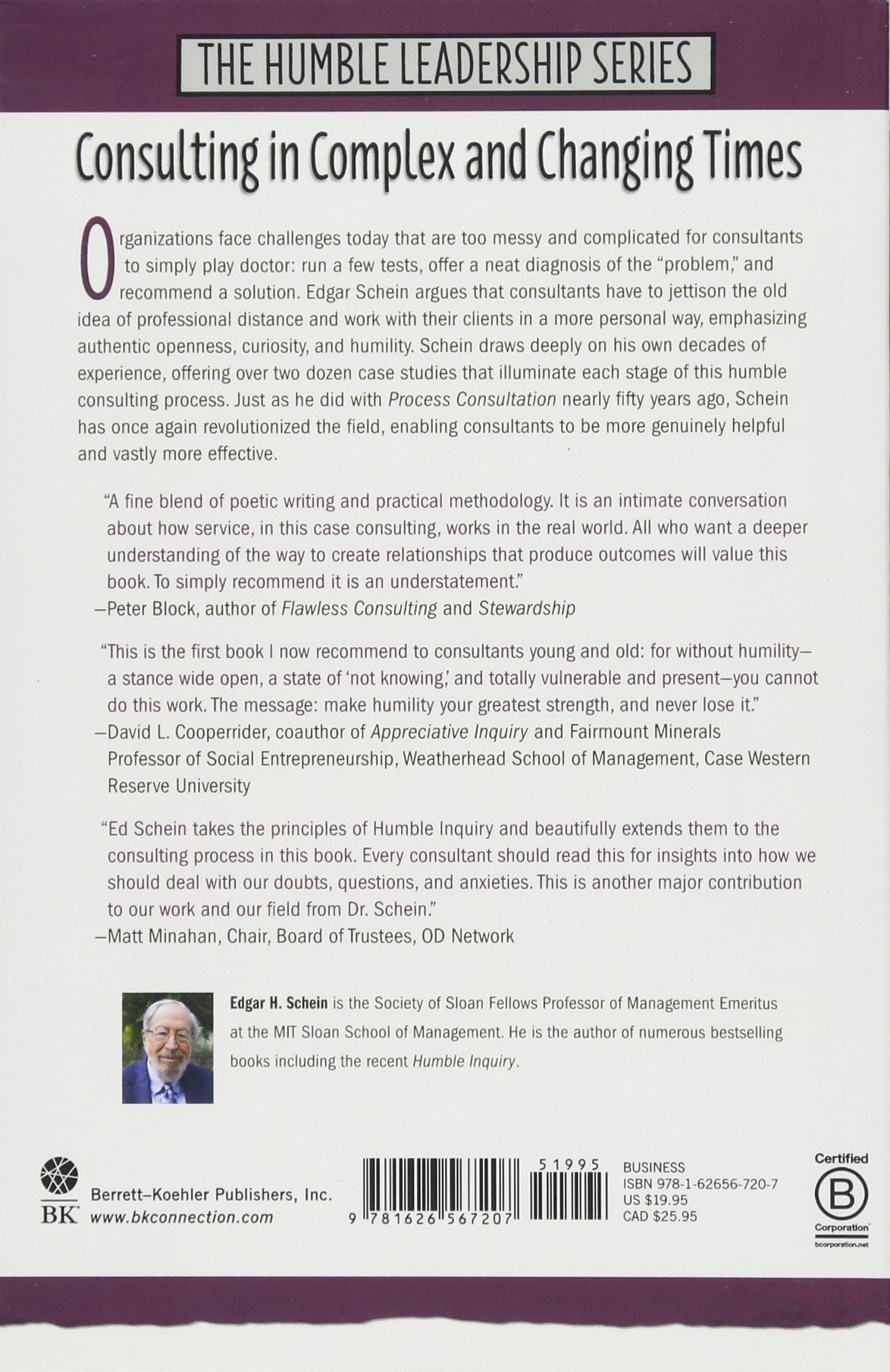 Humble Consulting How to Provide Real Help Faster Edgar H Schein