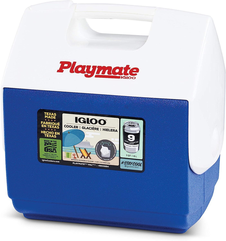 IGLOO Playmate - Nevera portátil (6 litros)