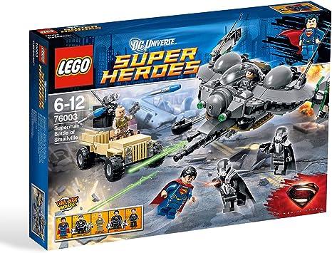 LEGO Super Heroes - Superman: Battle of Smallville, Pack de ...