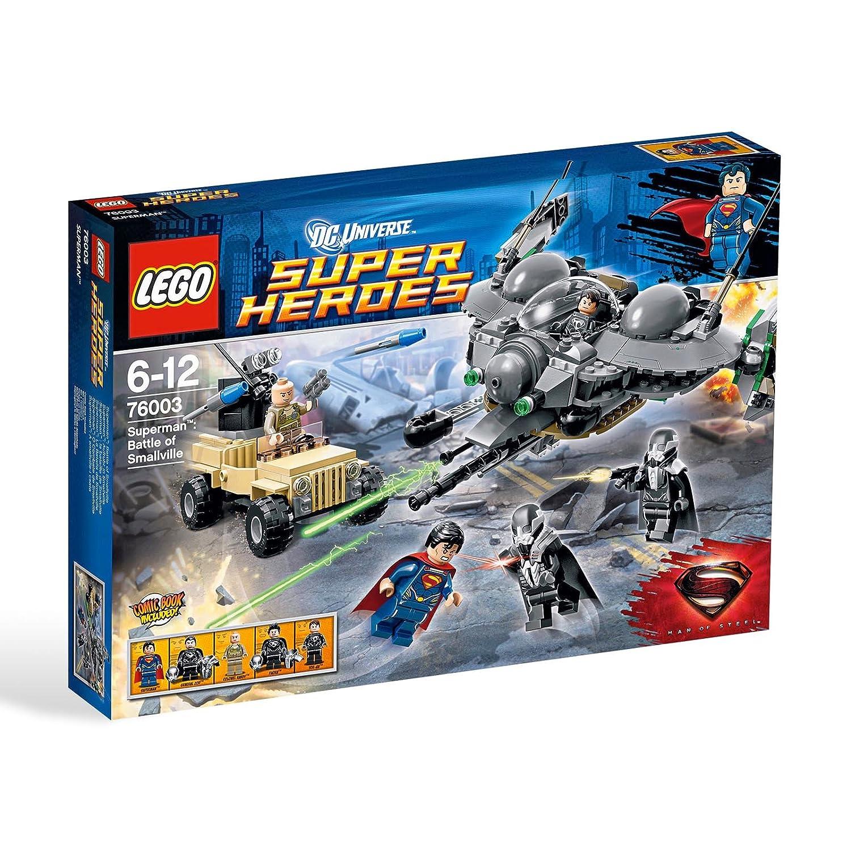 komplett Baukästen & Konstruktion Lego Super Heroes Aufkleber aus Set 76009 LEGO Bau- & Konstruktionsspielzeug