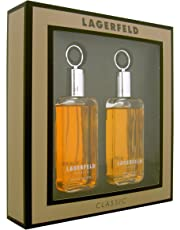 Karl Lagerfeld Giftset EDT Spray 60ml und Aftershave 60ml, 1er Pack (1 x 120 ml)