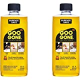Goo Gone Surface Safe LdrWzz Adhesive Remover, 8 oz (Pack of 2)