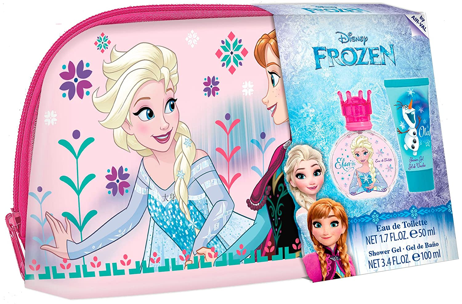 Amazon.com : Disney Frozen for Kids 3 Piece Gift Set : Beauty