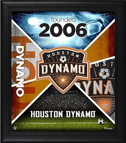 wholesale dealer 77934 19bed Houston Dynamo Framed 15