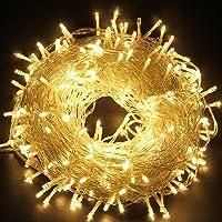 Excelvan Safe 24V 250 LEDs 50M/164ft String Lights