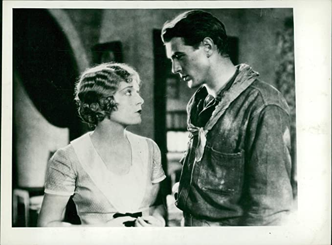 Amazon Com Vintage Photo Of Gary Cooper And Vilma Banky