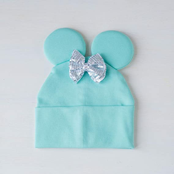 Flavor In Helpful Mint Bow Baby Headband Fragrant