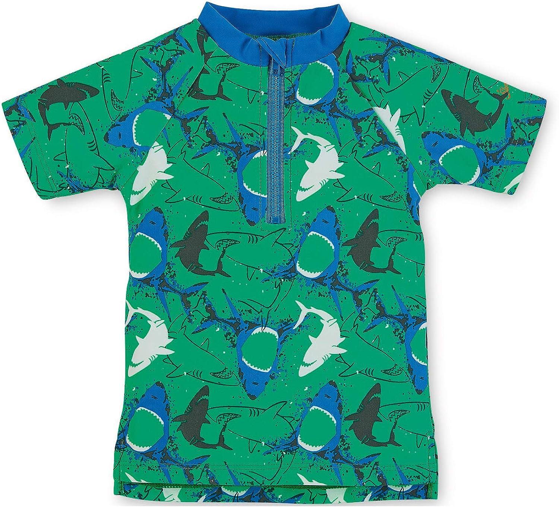 Shirt de Bain /À Manches Longues Combinaison B/éb/é Fille Sterntaler T
