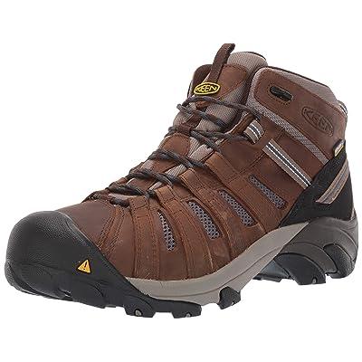 KEEN Utility Men's Cody Mid Waterproof (Steel Toe) Eh-Rated Waterproof Work Industrial Boot | Industrial & Construction Boots