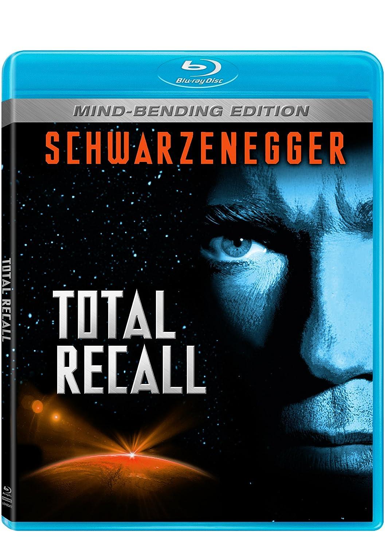 Amazon Com Total Recall Mind Bending Edition Blu Ray Arnold Schwarzenegger Rachel Ticotin Sharon Stone Michael Ironside Ronny Cox Paul Verhoeven Movies Tv