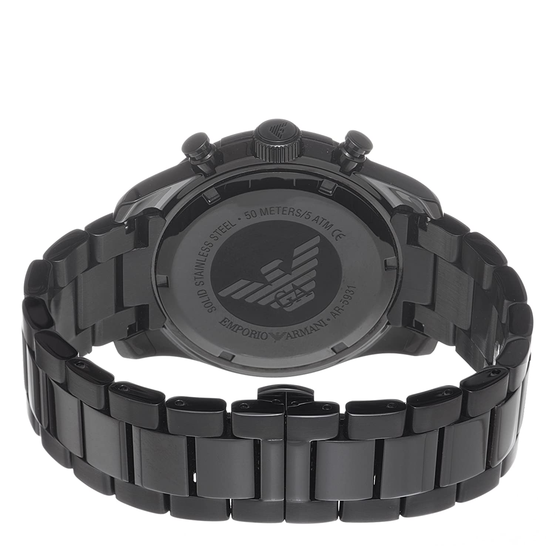 ea60ec89378f Emporio Armani AR5931 - Correa para reloj  Amazon.es  Relojes