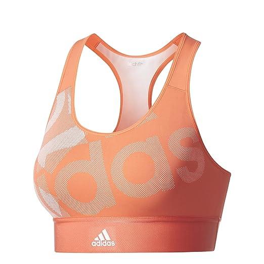 Adidas TF Bra Lo Sujetador Deportivo, Mujer: Amazon.es: Deportes y ...