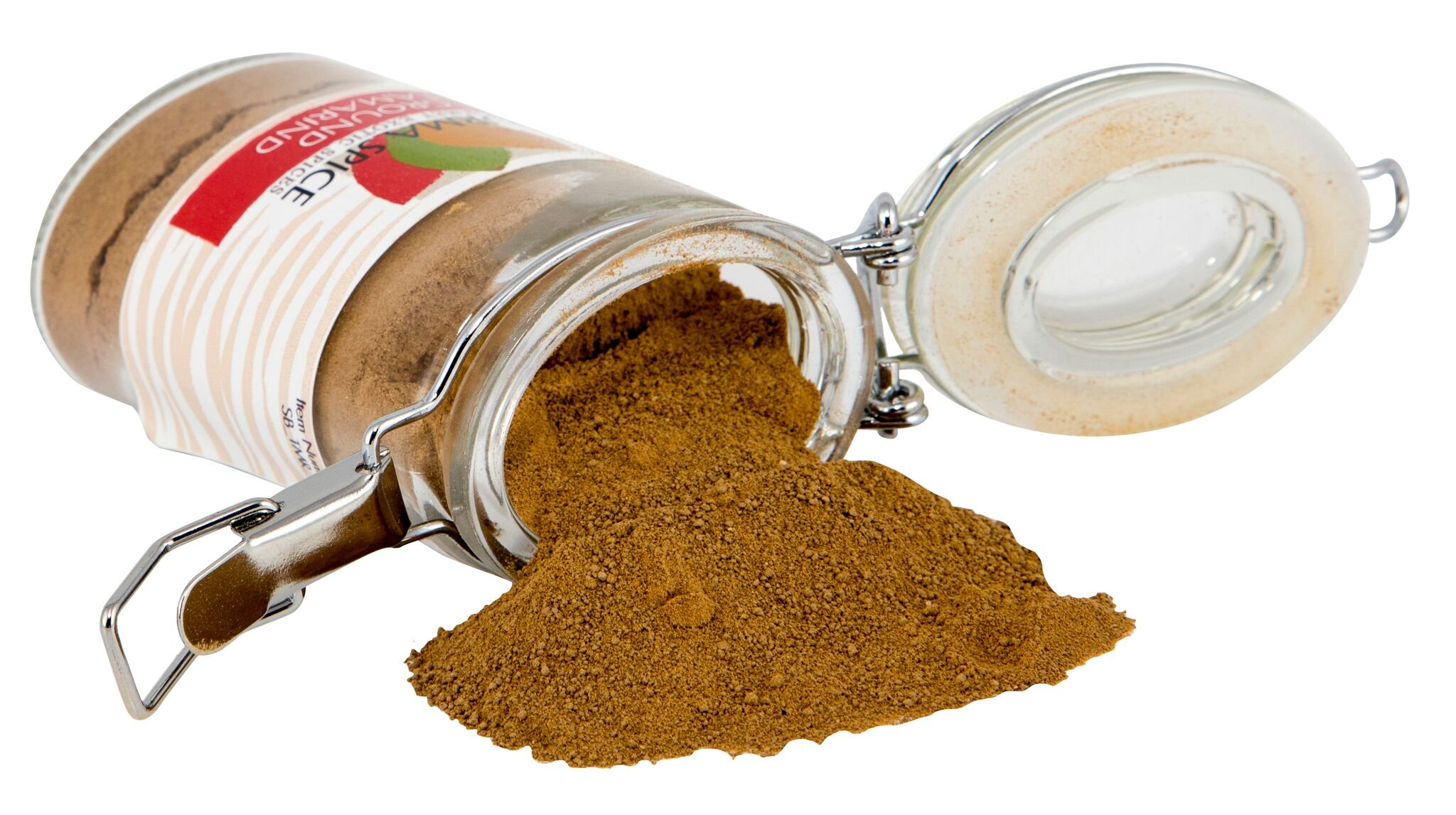 Ground Tamarind : Indian Spice, No Additives, Pure Powder (3oz.)