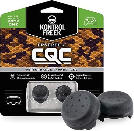 KontrolFreek FPS CQC - Mando de Juegos para Xbox One, Color Negro ...