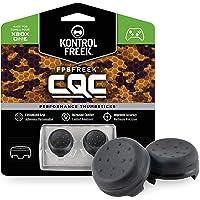 KontrolFreek FPS Freek CQC para Mando de Xbox One | Performance Thumbsticks | 2 de Altura Media Cóncavos | Negro