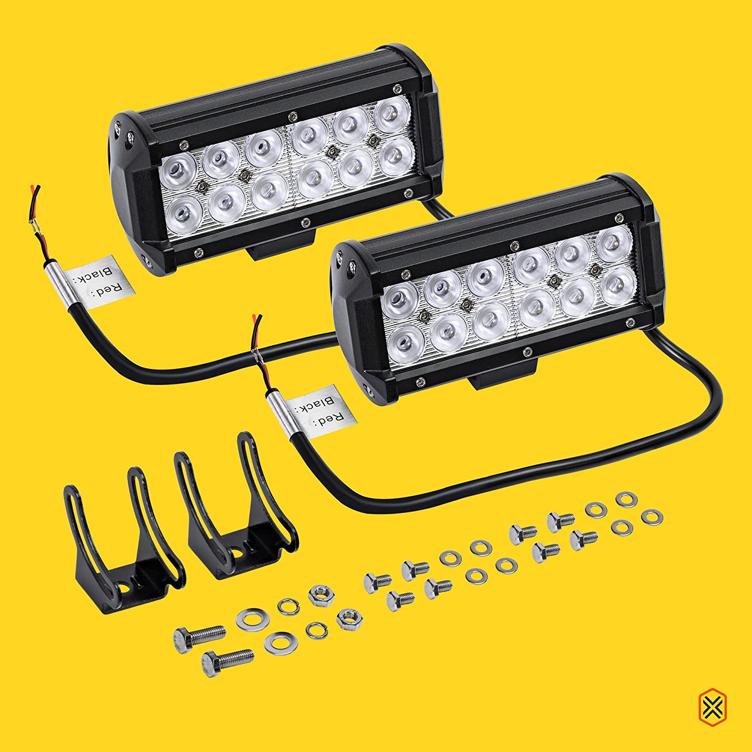 OTHER SIZES AVAILABLE LAMPHUS CRUIZER 36 234W CREE LED Off Road Truck Vehicles Lightbar Flood//Spot Combo