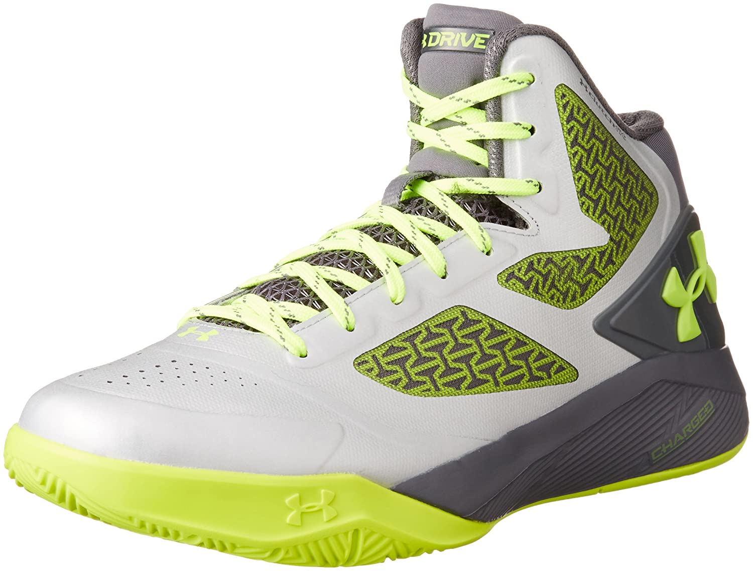 Shoes UA Clutchfit Drive 2 Mens UNDER ARMOUR 1258143-011