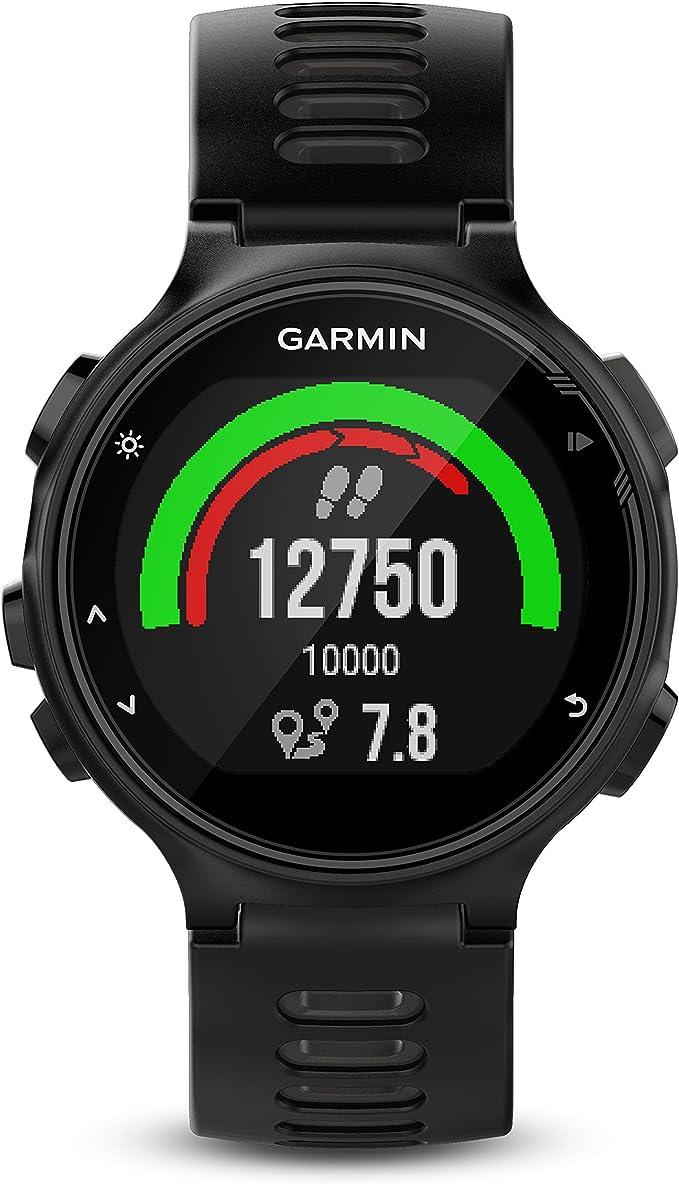 Garmin Forerunner 735XT Pack de Reloj Multisport, Unisex Adulto ...