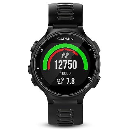 Amazon.com: Garmin 010-01614-15 Forerunner 735XT - EU, Run Bundle, Black/Gray: Cell Phones & Accessories