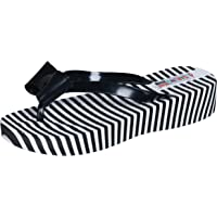DARLING DEALS Women's Rubber Fashion Slippers and Flip Flops
