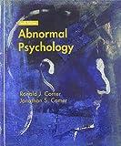 Abnormal Psychology 10e (IE)