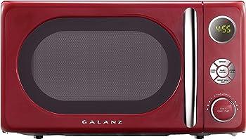 Galanz GLCMKA07RDR-07 Compact Microwave