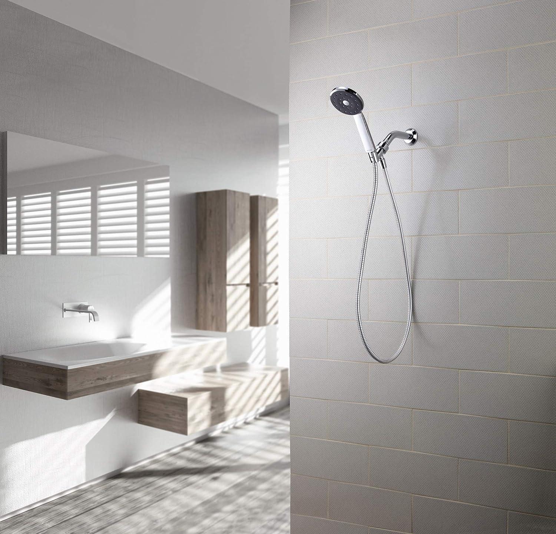 Methven Kiri Low Flow 1.5 GPM Water Saving Bathroom Handheld Shower ...