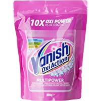 Vanish Oxi Action Multipower Fabric Stain Remover Powder Refill, 800g