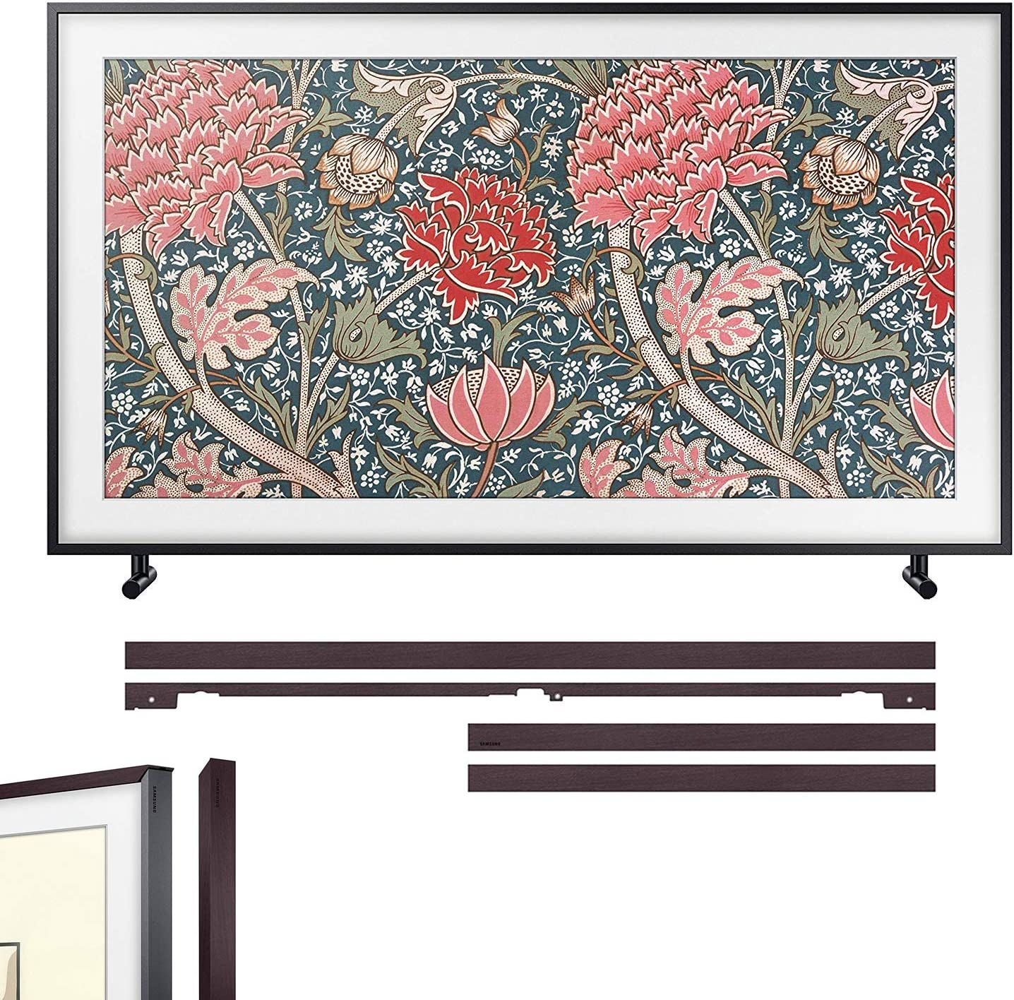 Samsung The Frame 3 0 Qled Smart 4k Uhd Tv Mit Extra Elektronik