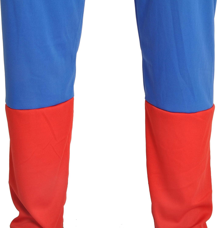 Taglia, Colore Blu//Rosso, L, 11674.L Ciao Superman Costume Adulto Originale DC Comics