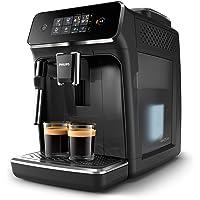 Philips Espressomachine 2200 serie - 2 Koffievarianten - Touchdisplay - Klassieke melkopschuimer - Perfecte temperatuur…