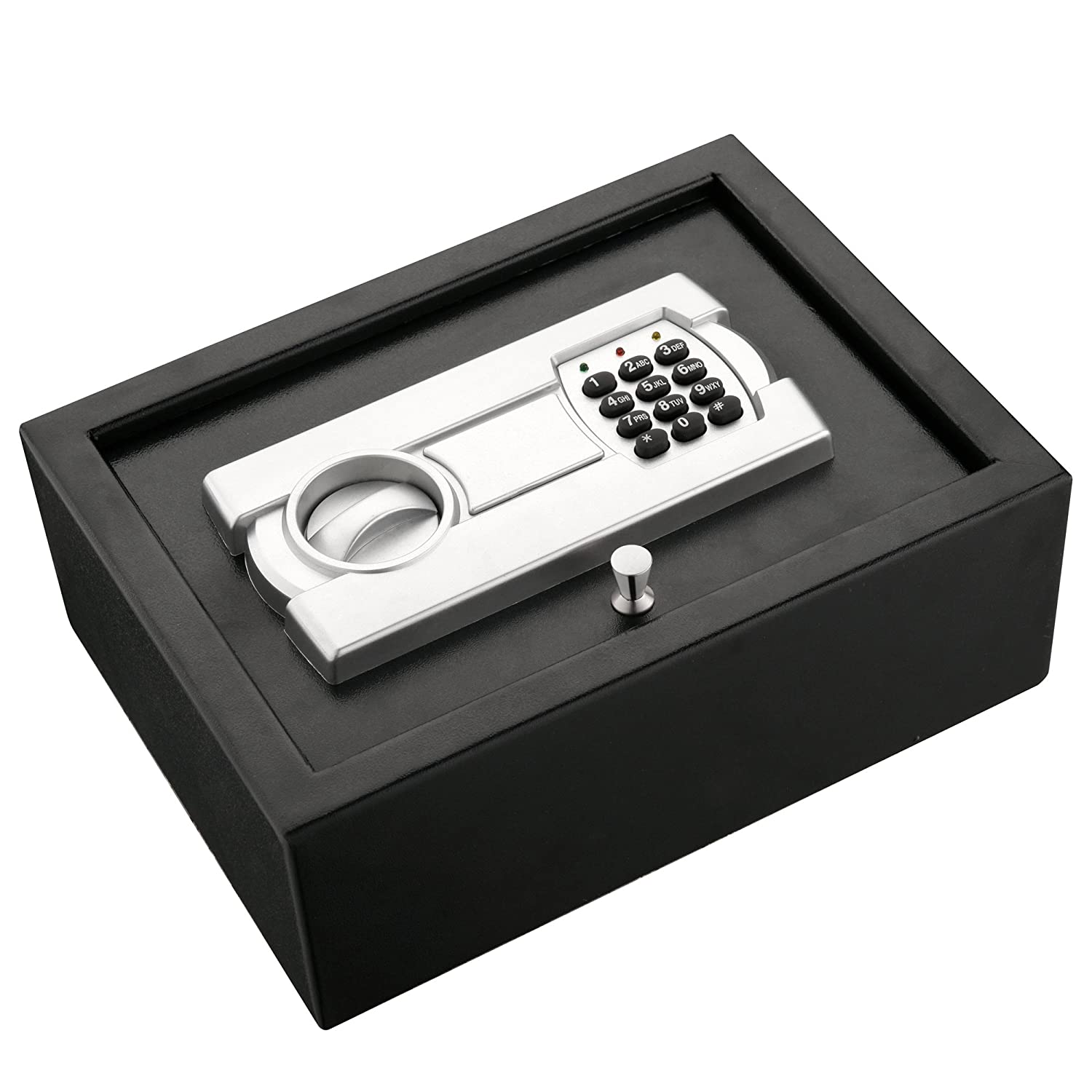 Paragon Lock and Safe Premium .24 CF Drawer Safe for Easy Compact and Sturdy Security
