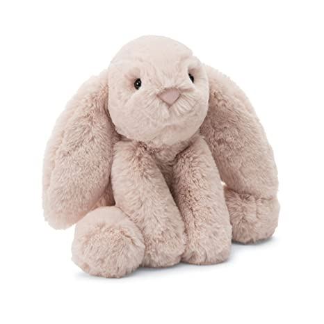 cefa89a0382 Image Unavailable. Image not available for. Color  Jellycat Smudge Bunny  Rabbit Stuffed ...