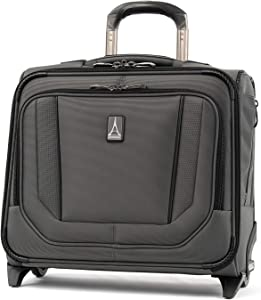 Travelpro Crew Versapack-Rolling Travel Tote Bag, Titanium Grey, One Size