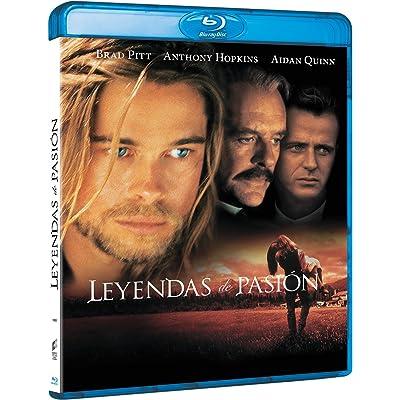 Leyendas De Pasión (Edición 2017) [Blu-ray]