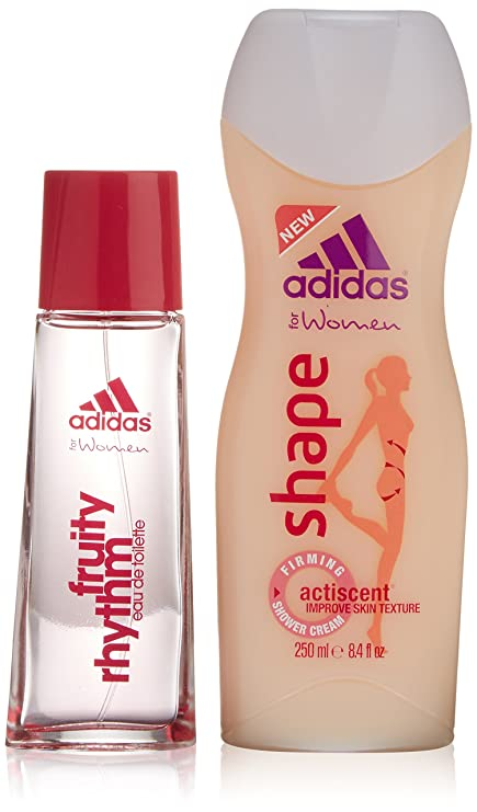 adidas Fruity Rhythm Agua de Colonia + Gel de Ducha - 1 Pack