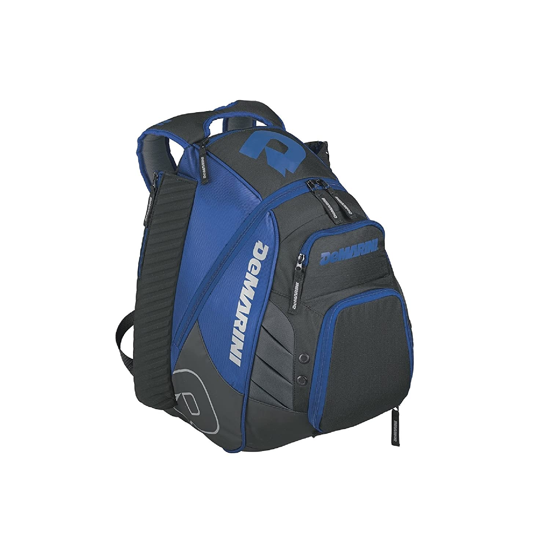 DeMarini Voodoo Rebirth Baseball Backpack-Royal Blue [並行輸入品] B06Y42C2MC