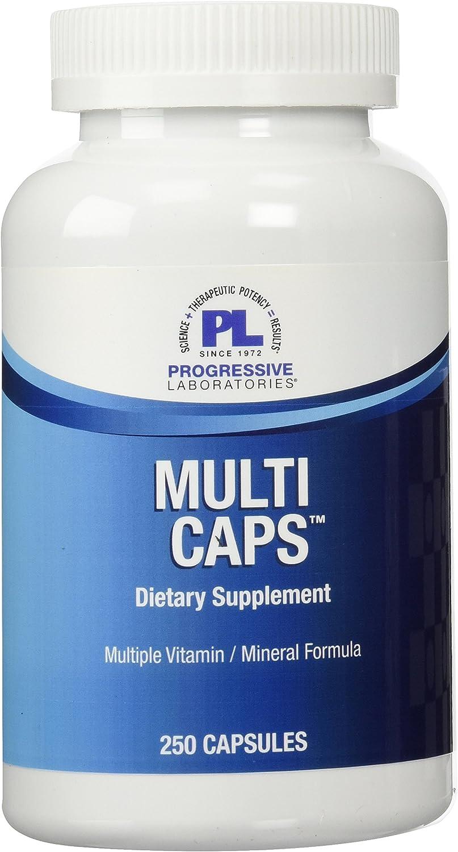 Progressive Labs Multi Capsules, 250 Count