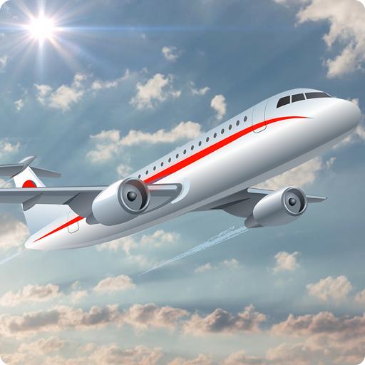 Amazon Com Airport Cargo Flying City Airplane Pilot 2019 New