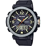 Casio Men's PROTREK Japanese-Quartz Watch with...