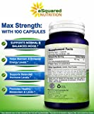 Pure DHEA (100mg Max Strength, 100 Capsules) to