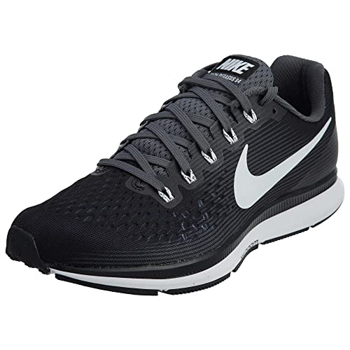 Nike Air Zoom Pegasus 34 TB, Zapatillas de Entrenamiento para Hombre, (Black/White/Dark Grey), 44 EU: Amazon.es: Zapatos y complementos