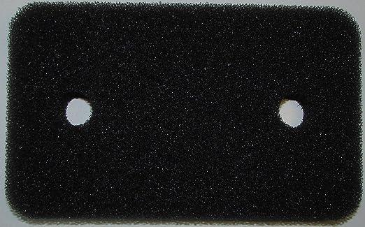 Miele 7070070 filtro Esponja Filtro Socket de filtro