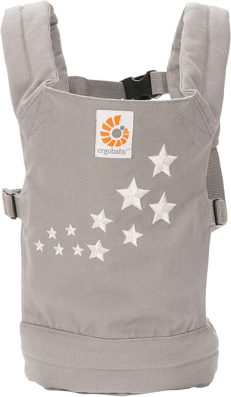Ergobaby DC2EPNL - Mochila portamuñecos Galaxy Grey, color gris / blanco