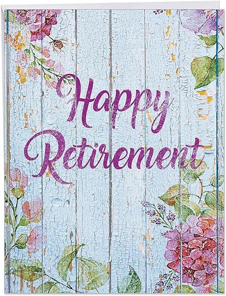 Amazon.com: j6108jrtg-us Jumbo jubilación tarjeta de ...