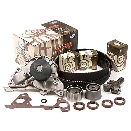 Fits Fits 03-06 Kia Sorento 3 5 DOHC 24V G6CU Timing Belt Kit w/Hydraulic  Tensioner GMB Water Pump